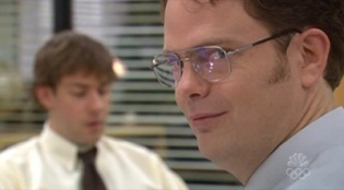 The Office (US) 02x08 : Performance Review- Seriesaddict